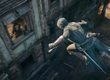 """Người chơi Assassin's Creed: Unity """"no hành"""" trên PS4"""