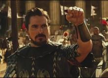 Người dơi Christian Bale vào vai hoàng tử Ai Cập trong trailer phim mới