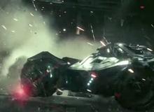 """Batman: Arkham Knight - Xe Dơi không thể """"ngầu"""" hơn"""