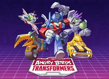 Đánh giá Angry Birds Transformers - Phiên bản chim điên cực mới lạ