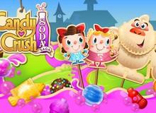 Candy Crush Soda Saga - Phiên bản kẹo ngọt bình cũ rượu mới