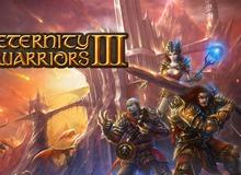 Đánh giá Eternity Warriors 3 - gMO RPG cực đặc sắc trên mobile