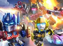 Transformers: Battle Tactics đậm chất chiến thuật đổ bộ mobile