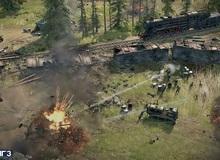 Blitzkrieg 3 - Game chiến thuật tuyệt đẹp hé lộ gameplay đầu tiên