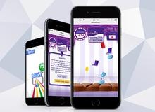 Xu hướng biến quảng cáo thành game mobile thú vị