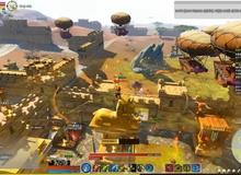 [Clip] Phi thuyền oanh tạc thành trì trong Civilization online