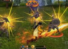 Những game online võ hiệp 3D mới được giới thiệu gần đây