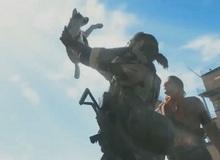 Metal Gear Solid V cũng có... chó AI