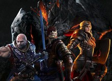The Witcher Battle Arena - MOBA đỉnh cao trên mobile