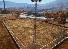 Phát hiện sân bóng đá trong Battlefield 4