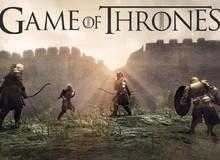 Bom tấn Game of Thrones rò rỉ những hình ảnh đầu tiên