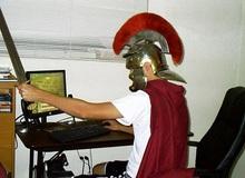 Chùm tranh độc đáo về những game thủ cuồng nhiệt