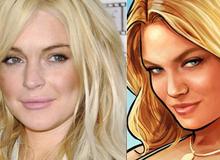 Lindsay Lohan vẫn chưa buông tha GTA V