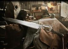 Gunblade - Thanh kiếm 'nửa nạc nửa mỡ' ngoài đời thực