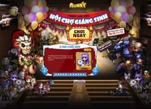 Tặng 500 Gift Code Gunny Online mừng phiên bản mới