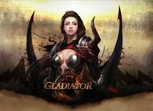 Cabal Việt bất ngờ ra trang teaser Gladiator