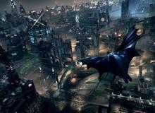 """""""Giải khát"""" với trailer mới của Batman: Arkham Knight"""