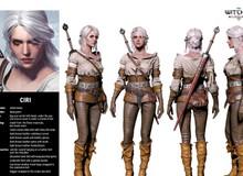 Nhân vật chính thứ hai của The Witcher 3 lộ diện