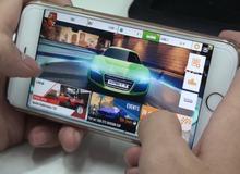 Test khả năng chơi game 3D của iPhone 6