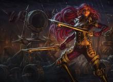 Liên Minh Huyền Thoại: Những vị tướng khắc chế tốt Katarina