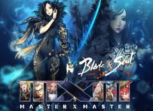 """Master X Master - Game RPG lai MOBA """"dựa hơi"""" Blade and Soul"""