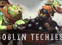 Hướng dẫn cách chơi thử Goblin Techies trong DOTA 2