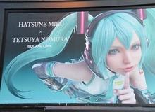 Square Enix sẽ làm game về Miku?
