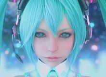 Chiêm ngưỡng dung nhan Hatsune Miku của Square Enix
