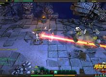 [Clip] Cận cảnh gameplay của Dũng Giả Đại Mạo Hiểm