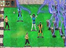 """""""Rồng đen"""" đối đầu Plants vs Zombies"""