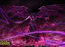 Sự đáng sợ của vị tướng Morgana trong Liên Minh Huyền Thoại