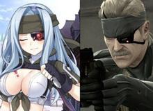 Tạo hình anime của các nhân vật game nổi tiếng