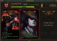 Phong Vân ra mắt Ma Binh và bản đồ thi đấu liên server