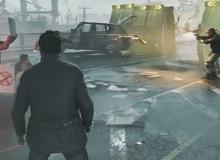 Quantum Break trình diễn gameplay ấn tượng