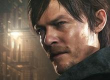 Silent Hill trở lại với Hideo Kojima và Guillermo del Toro