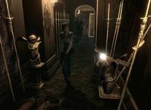 Resident Evil HD Remastered khoe đồ họa cải tiến