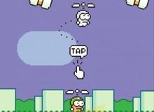Swing copters - Cha đẻ Flappy Bird chuẩn bị ra game mới