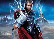 12 nhân vật từng nhấc được búa Mjolnir của Thor (Phần 1)