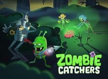Zombie Catchers - Game mobile bắt zombie cực mới lạ