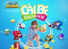 """Bubble Fighter chào sân hào phóng với ưu đãi khủng """"Cài BF Trúng Triệu Zing Xu"""""""