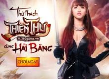 Hải Băng thách đấu game thủ Thiên Thư