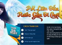 [Infographic] Hot girl ảnh thẻ Lê Lý Lan Hương khuấy đảo cộng đồng game thủ Việt