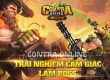 Contra Online: Khi game thủ lần đầu làm boss