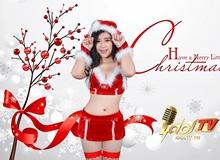 Bỏng mắt với các cô nàng Noel đến từ Idol TV