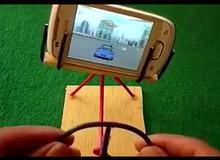 Hướng dẫn tự chế vô lăng chơi game mobile đua xe