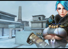 Game Chiến Dịch Huyền Thoại do Garena VN phát hành chính là Toàn Dân Đột Kích?