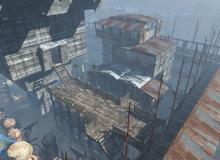 Game thủ dựng pháo đài trong game cầu kỳ hơn cả ngoài đời