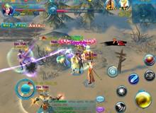 Những tính năng hớp hồn dân nghiền PK của Thần Kiếm 3D