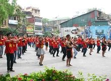 Hơn 500 nhân viên NPH VTC Game cùng nhảy Flash Mob