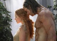 """Hé lộ tạo hình sáu múi của """"người rừng"""" trong """"The Legend of Tarzan"""""""